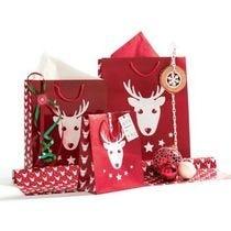 Sacs de Noël et pochettes cadeaux