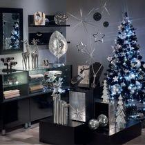 Ambiance Noël Argenté