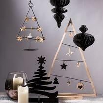 Ambiance Noël Noir & Cuivré