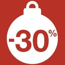 Décoration à -30%