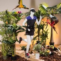 Décoration Printemps Jungle Paradise