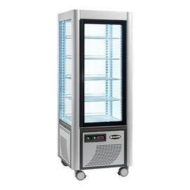 Vitrine colonne réfrigérée