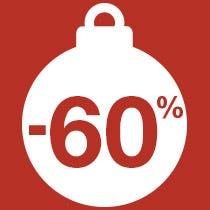 Décoration à -60%