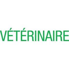 Vitrophanie vétérinaire