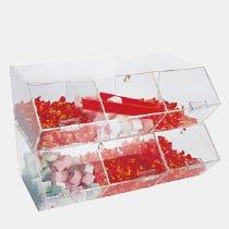 Présentoir bonbon et confiserie