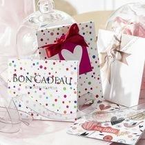 Etiquettes et bons cadeaux printemps