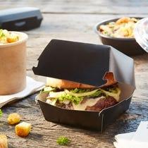 Boîtes hamburger