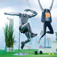 Mannequins Sport