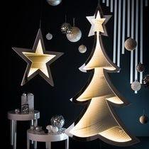Noël style Contemporain
