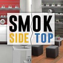 Solutions d'agencement magasins e-cigarettes