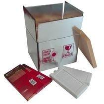 Caisse et carton isotherme