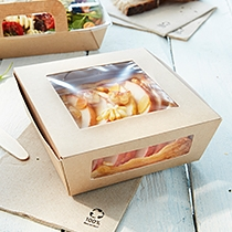 Emballages tartes