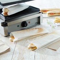 Emballages paninis et kebabs