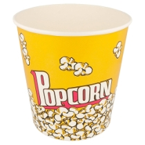 Emballages pop-corn