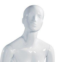 Mannequin femme sans visage