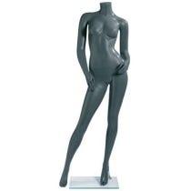 Mannequin femme avec et sans tête