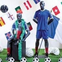 Mannequins spécial foot