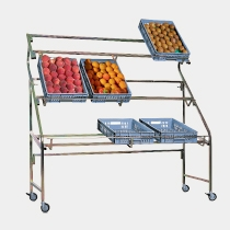 Meubles présentoir fruits & légumes