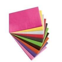 Papier de soie couleur