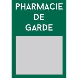 Plaque d'information