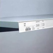 Porte-étiquette adhésif