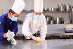 Produit entretien cuisine