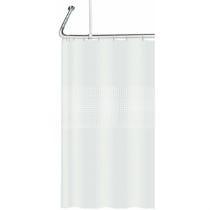 Rideau et barre de douche