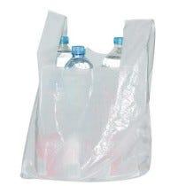 Sacs plastiques alimentaires