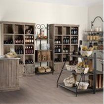 agencement commerce am nagement mobilier magasin retif. Black Bedroom Furniture Sets. Home Design Ideas