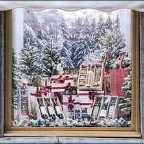 Kit vitrine Noël Luge des saveurs