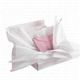 Papier soie blanc 55x72 cm 20gr x 500 feuilles