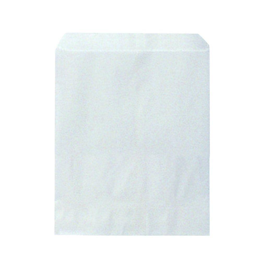 Pochettes blanchies 12x14cm par 1000