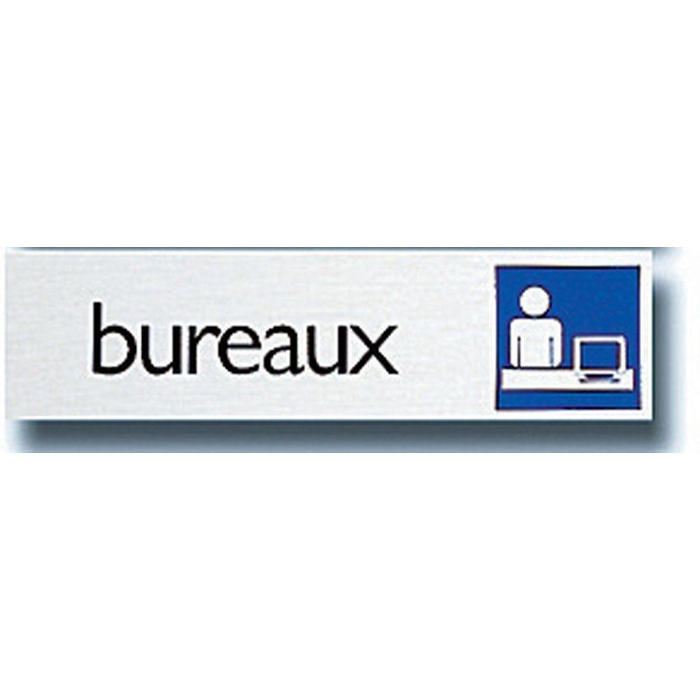 Affichage BUREAUX Pickup alu (photo)