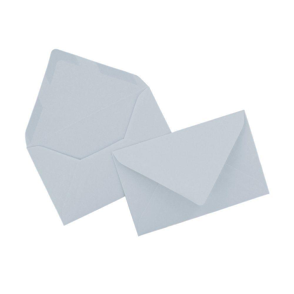 Enveloppe visite 100g  90x140mm - par 50