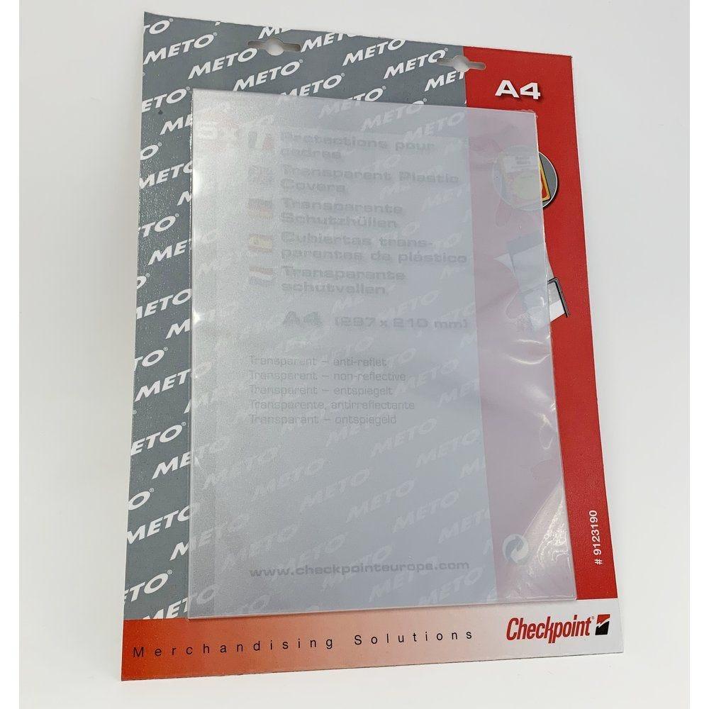 Protection pour cadre A4 - par 5 (photo)