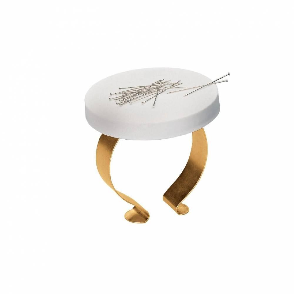 Pelote magnétique bracelet doré - 1 pièce (photo)