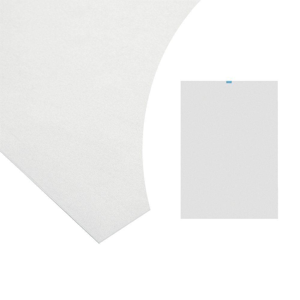 Protection plastique 70x100mm - 1 pièce