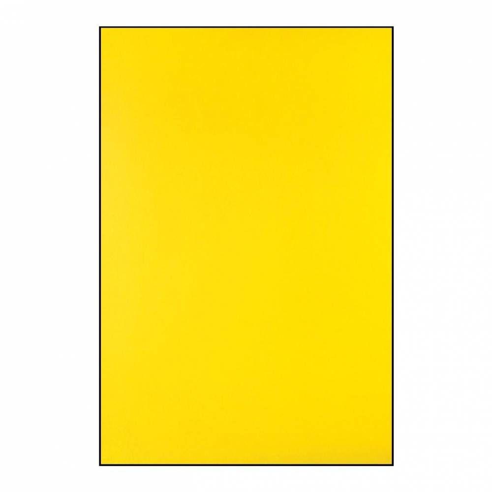 Panneau ardoise jaune 30 x 40 cm - Par 5 (photo)