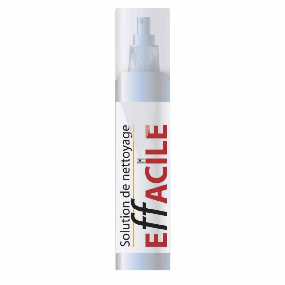 Spray de nettoyage effaçable (photo)