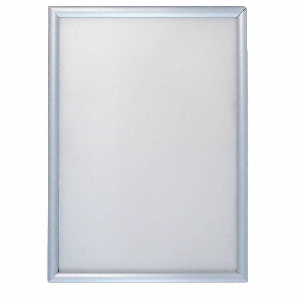 Cadre porte affiche clipsable alu A1 (photo)