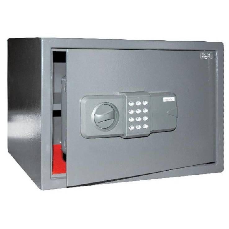 Coffre de sécurité 38.5L noir serrure électronique