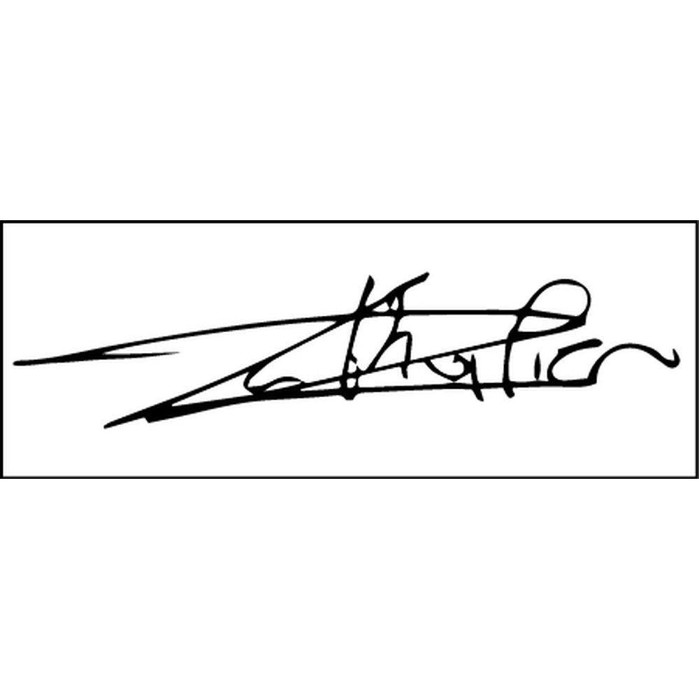 Logo/signature pour tampon personnalisé (photo)