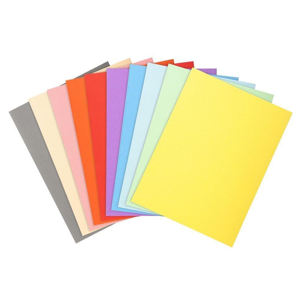 Chemises standard coloris assortis 180g - par 50 (photo)