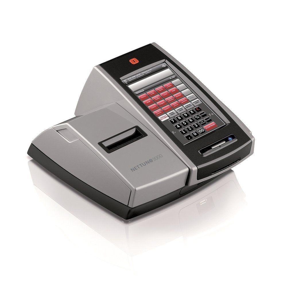 Caisse enregistreuse Olivetti Nettuna 3000 à écran tactile 7'' (photo)