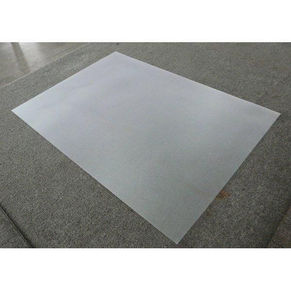 Protection plastique 60x85cm pour chevalet