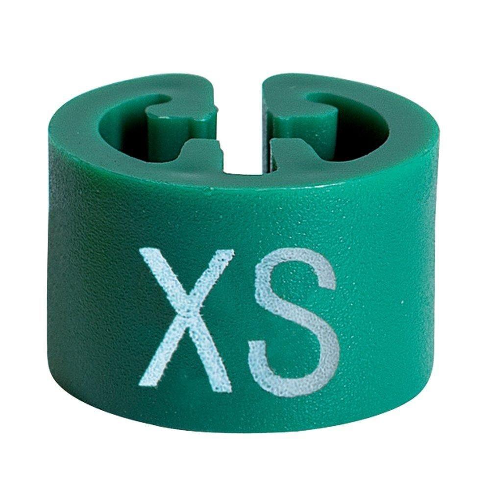 Marque taille XS vert foncé par 50 (photo)