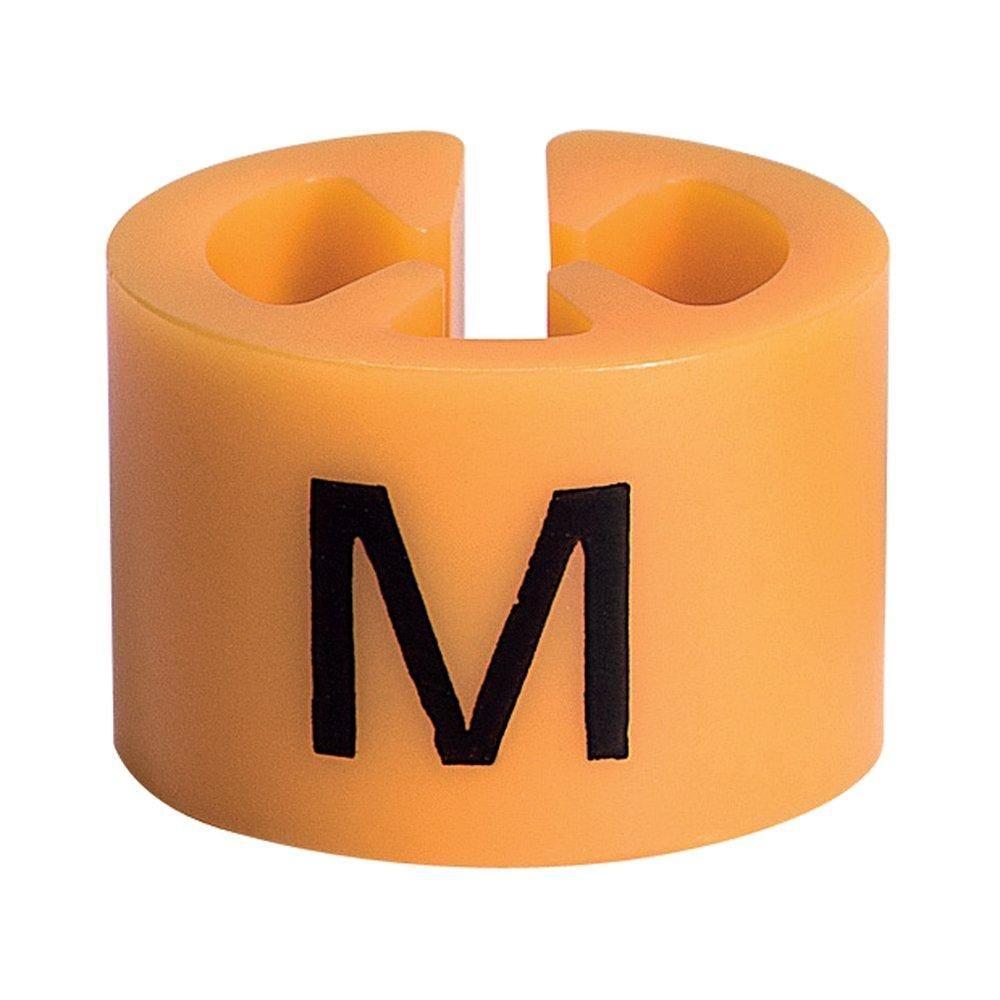 Marque taille M orange par 50 (photo)