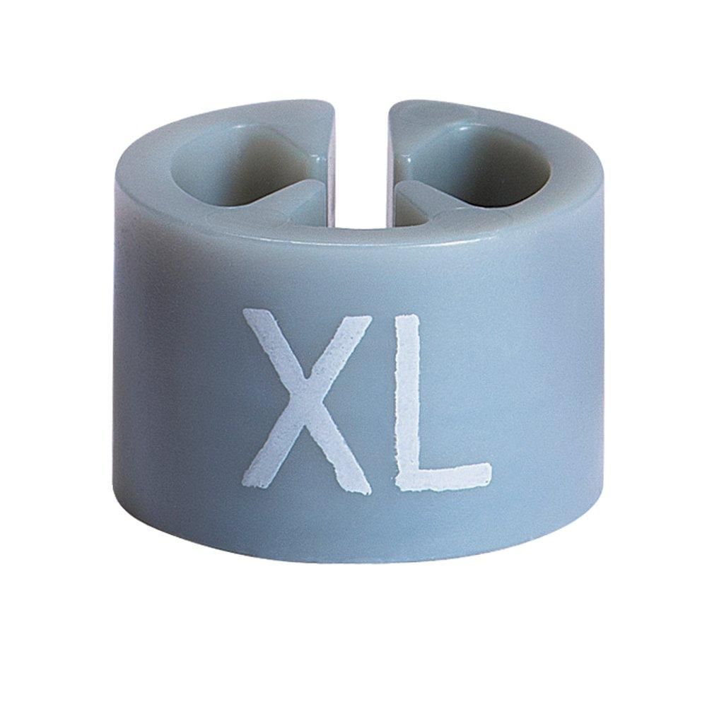 Marque taille XL gris par 50 (photo)
