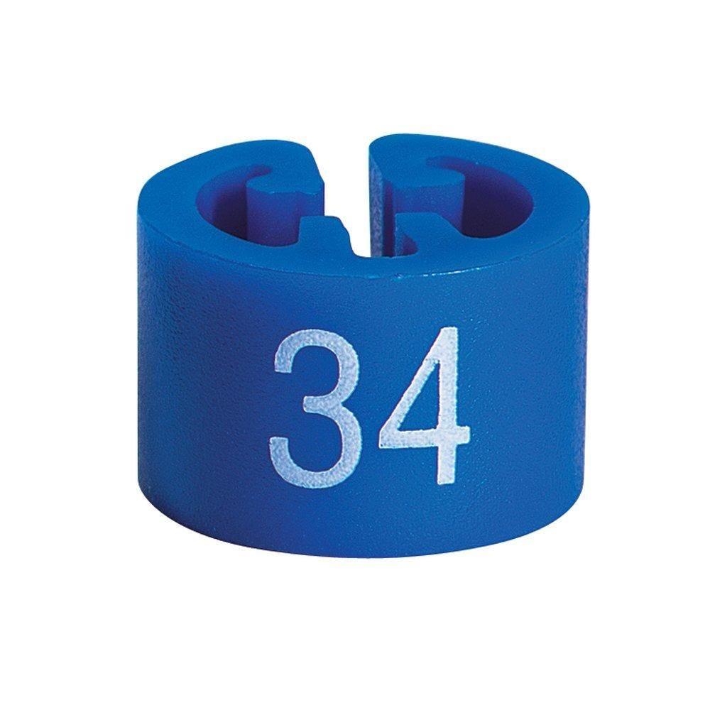 Marque taille 34 bleu foncé par 50 (photo)