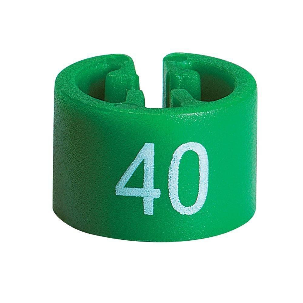 Marque taille 40 vert par 50 (photo)